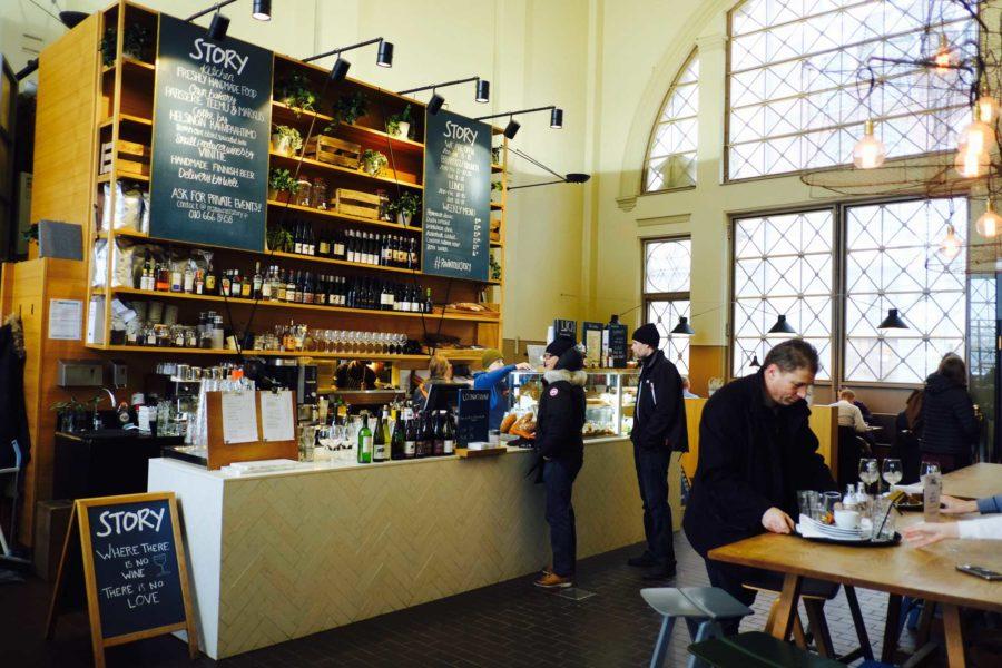 Beste Cafes Helsinki