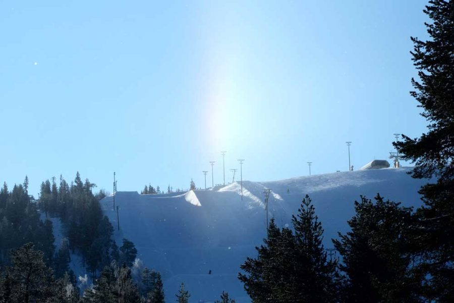 Levi Skigebiet Finnland