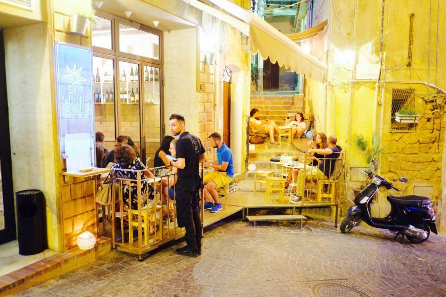 Agrigent Cafe Aputia