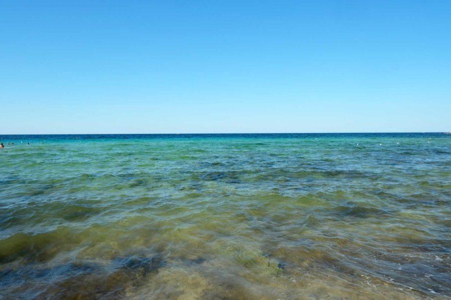 San Vito lo Capo Wasser