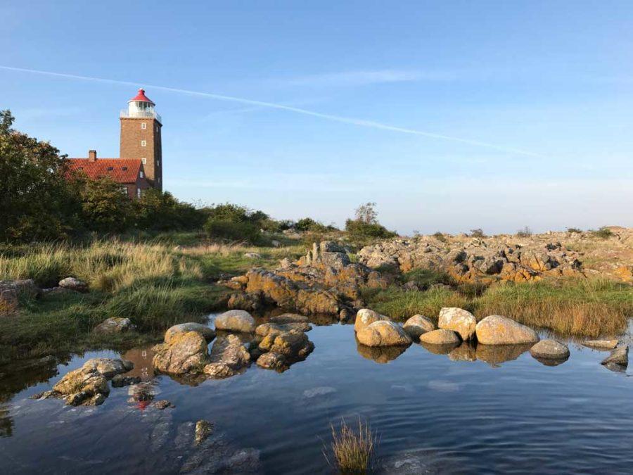 Svaneke schoenster Ort Bornholm