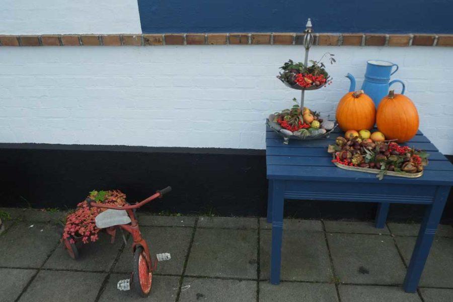 Herbst auf Bornholm