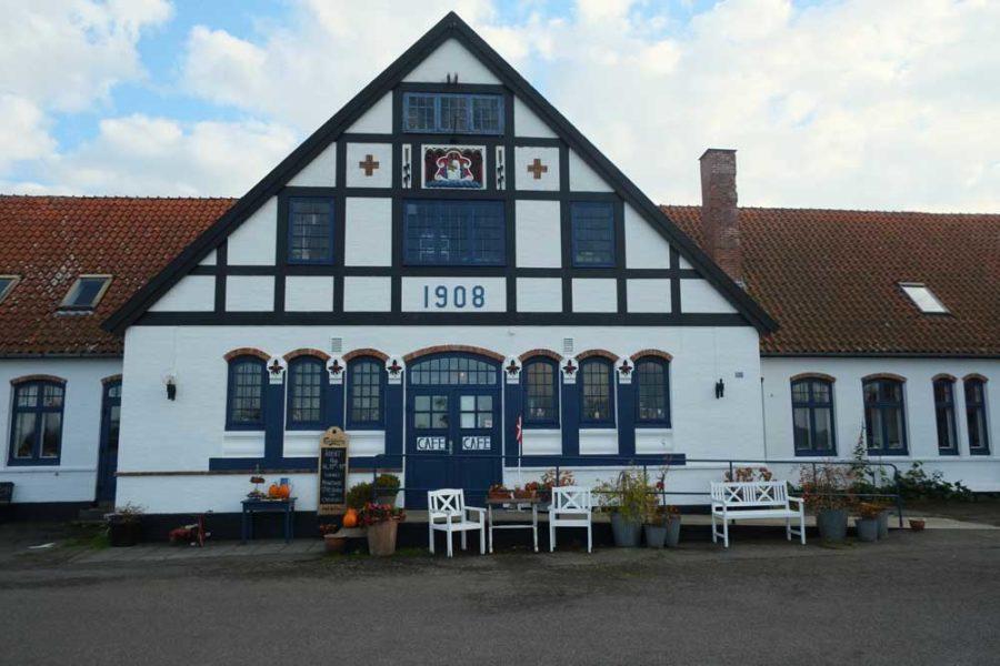 Tolles Cafe Bornholm