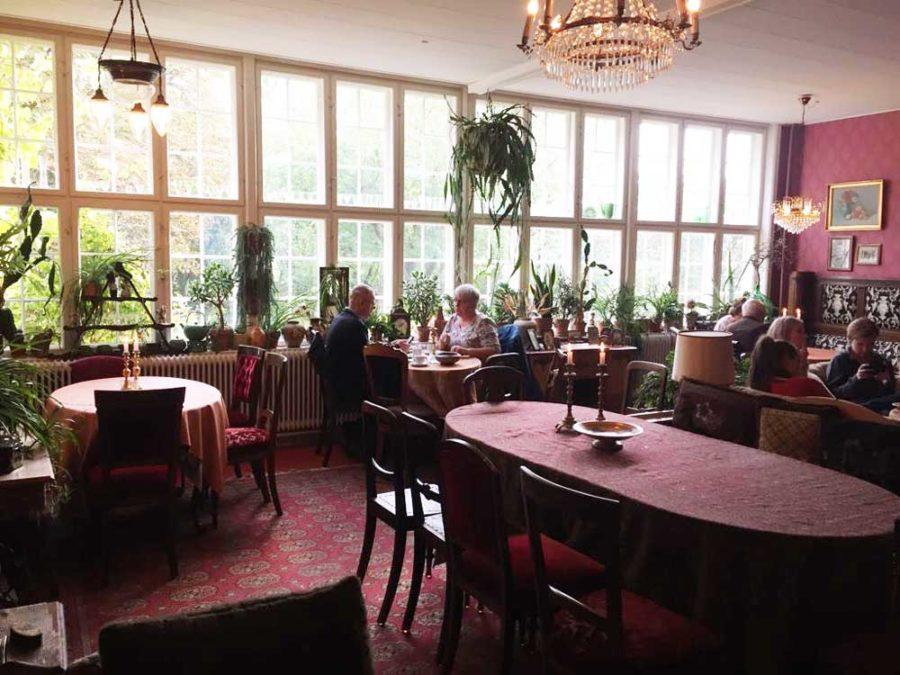 Gemütliches Cafe Bornholm