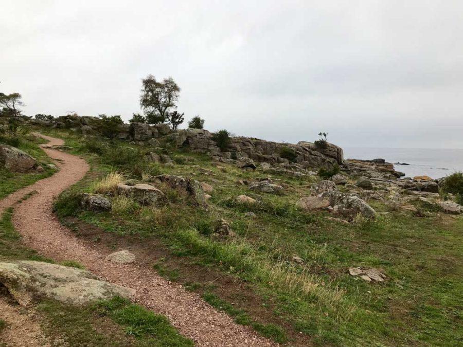 Bornholm Reise
