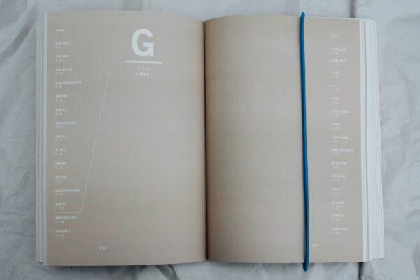 Ein Reisehandbuch von A bis Z ueber das A und O des Reisens – Kapitelübersicht